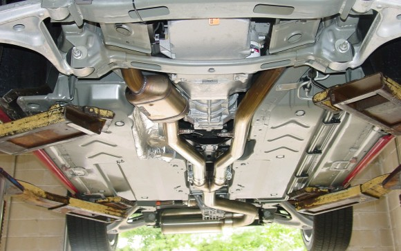 Audi VW BMW Suspension Brakes Exhaust Repair